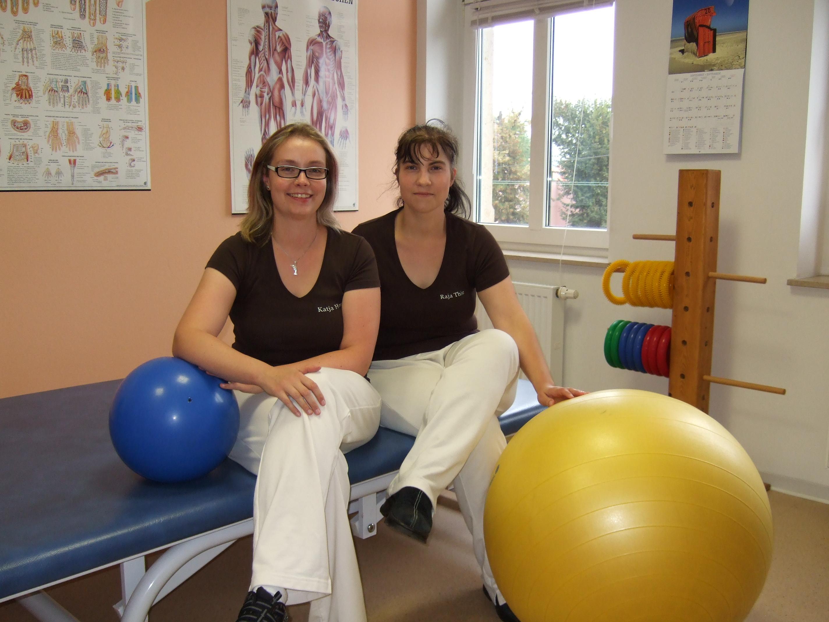 Team der Ergotherapie Dresden